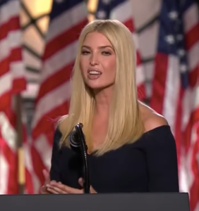 Rumors that Ivanka will run for Florida governor just ticked up approximately 32 million notches
