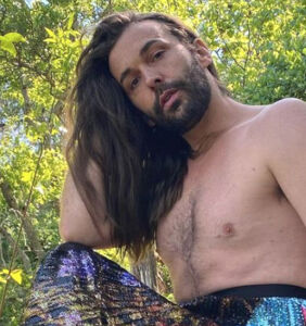 "Jonathan Van Ness on HIV stigma: ""Rejection sucks"""