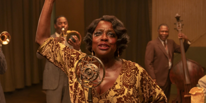 Oscar-winner Viola Davis talks playing a queer blues star