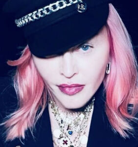 "Madonna gets ""inked for the very first time"""
