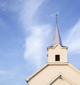 "Members of church that was just granted ""whites only"" permit insist they're not racist"