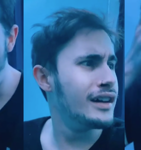 TikToker thrown on the street for coming out discovers dad at gay orgy in insane video