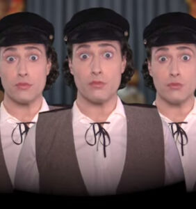 """Randy Rainbow tears into Trump's coup attempt with a 'Fiddler on the Roof' Parody: """"Sedition"""""""