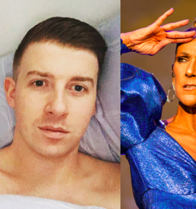 Man gets wasted, legally changes name to Celine Dion while watching her concert on Christmas