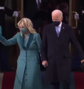 Everyone is crushing on Jill Biden today