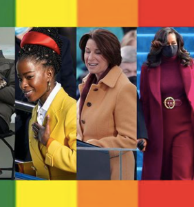 The Inauguration Day memes are in and the gay energy is strong