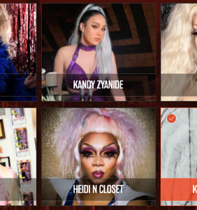"""The Queerties are on! Vote now for """"Future All-Star"""""""