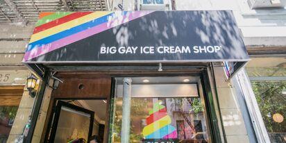 Big Gay Ice Cream shutters its original store in NYC's East Village