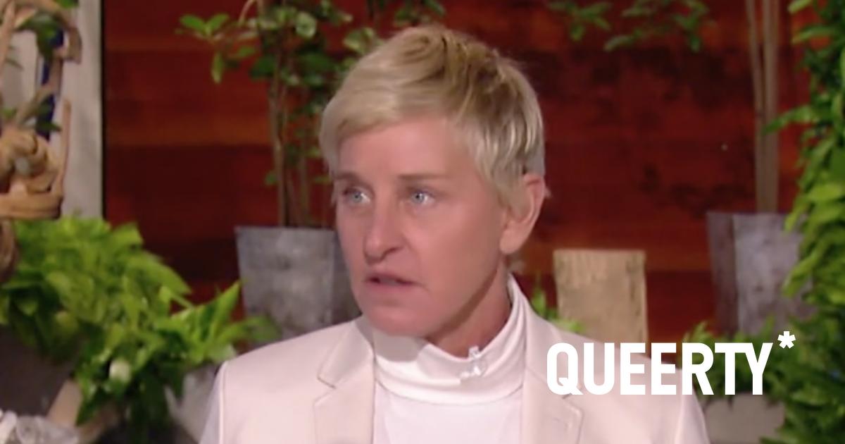 "Ellen calls ""devastating"" attacks on her ""very misogynistic"", says everything felt ""too coordinated"""