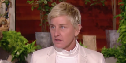 "Ellen calls ""devastating"" attacks on her ""very misogynistic"", says everything felt ""too coordinated"""