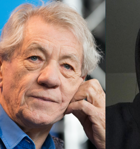 Ian McKellen has one regret about working with Elliot Page