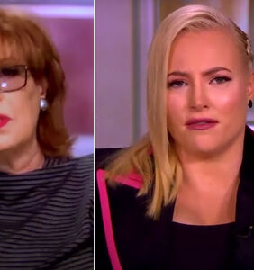 Meghan McCain almost cries after Joy Behar says she didn't miss her when she was on maternity leave