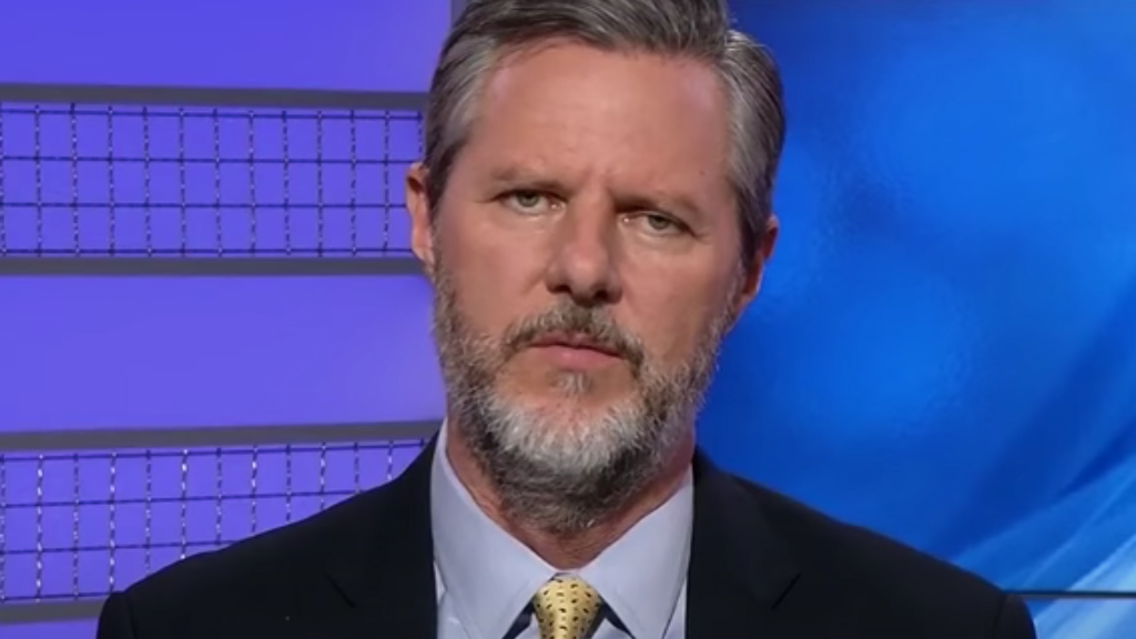 Jerry Falwell Jr. slapped with $30 million lawsuit over pool boy sex scandal