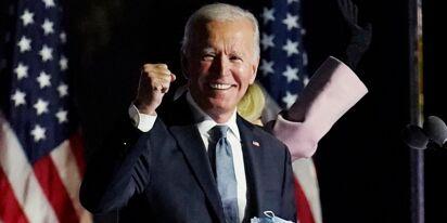 President Biden posts message to newly-out athletes Carl Nassib and Kumi Yokoyama