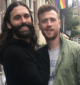 Jonathan Van Ness reveals more about whirlwind romance that led to marriage