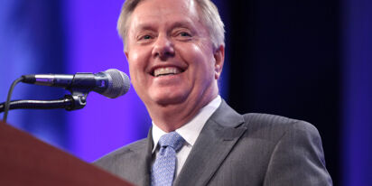 Lindsay Graham's latest take on Trump impeachment is an utter disgrace