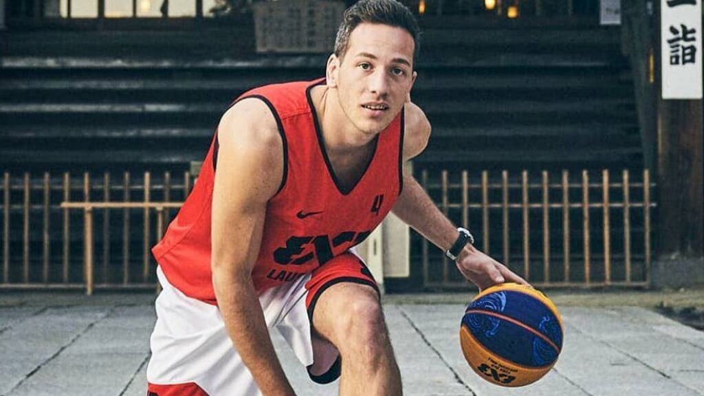 Professional basketball player Marco Lehmann comes out as gay - Flipboard