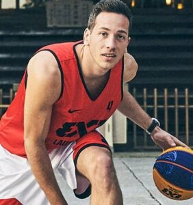 Professional basketball player Marco Lehmann comes out as gay