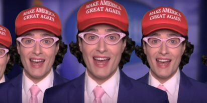 Randy Rainbow bids farewell to President Trump with one of his best videos