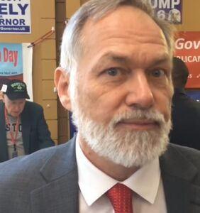 Nutjob preacher Scott Lively blames gays for Trump election loss