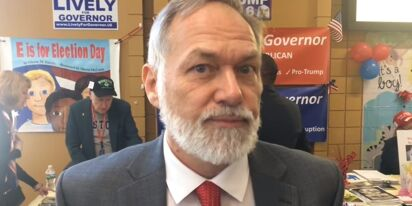 Nutjob preacher Scott Lively blames gays for Trump election loss