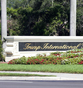 Now Trump might be losing the lease on his golf course in West Palm Beach