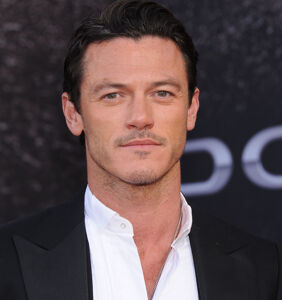 Luke Evans' next role will involve some serious wood