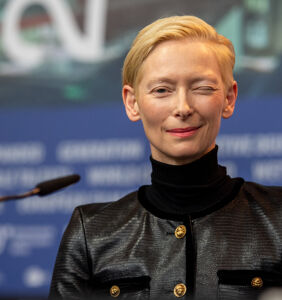 "Oscar-winner Tilda Swinton on finding her very own ""queer circus"" in Hollywood"