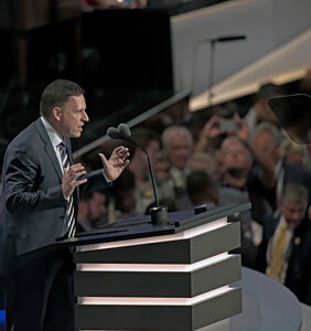 Peter Thiel helped bankroll the GOP politicians who incited the Capitol insurrection
