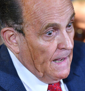 Rudy Guiliani is so screwed, can't afford his own legal bills, begging for help