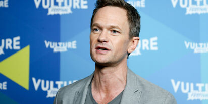 "Neil Patrick Harris says it's ""sexy"" to cast straight actors in gay roles"