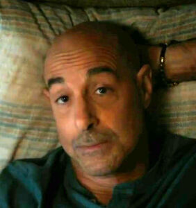 WATCH: 'Supernova' star Stanley Tucci weighs in on straight actors playing gay (and he should know)