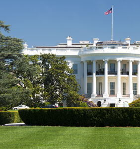 Twitter rejoices over photos of moving boxes outside the White House