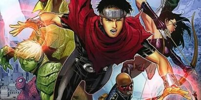 Gay Geek Gasp! Is the gay superhero Wiccan coming to the MCU?