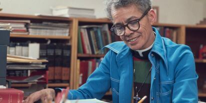Betsy West & Julie Cohen explain why Pauli Murray is the most important queer you've never heard of