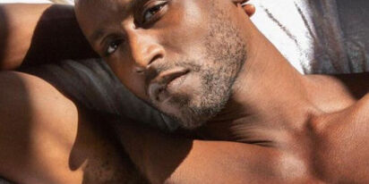 Yogi Brandon Anthony on the thrill of getting physical in the buff