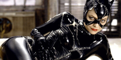 Viral behind-the-scenes video of Michelle Pfeiffer as Catwoman is sheer purrfection