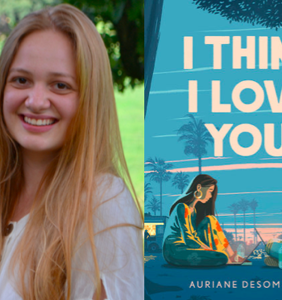 Auriane Desombre's debut novel is the queer teen rom com we didn't know we needed