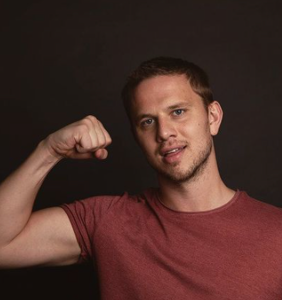 Author Robbie Couch talks growing up gay in small town USA and finding your chosen family