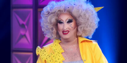 Is disqualified 'Drag Race' contestant Sherry Pie attempting a comeback?