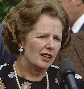 Margaret Thatcher didn't want to warn the public that sex spread HIV