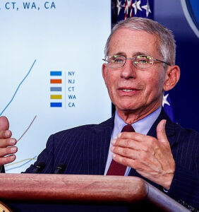 Dr. Anthony Fauci talks gay bathhouses with Terry Gross
