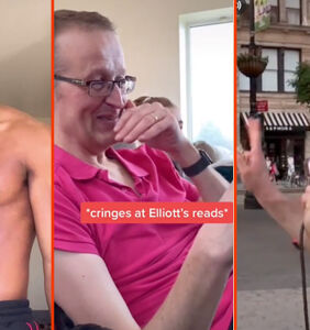 """Dad's reaction to """"Drag Race"""" & Billy Eichner's very last nerve"""