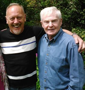 Derek Jacobi's mom thought gay was a phase. Tell that to Richard Clifford, his partner of 43 years