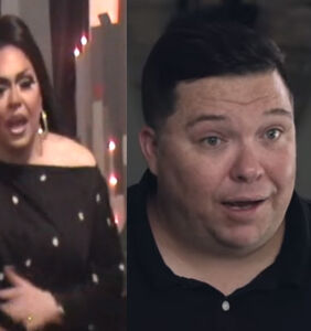 """WATCH: """"Ex-gay"""" QAnon queen's 'RuPaul's Drag Race' audition tape resurfaces"""