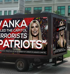 Ivanka receives a not-so-warm-welcome into her new Miami neighborhood