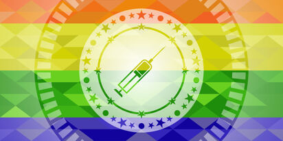 Now QAnon thinks the COVID-19 vaccine will make you gay