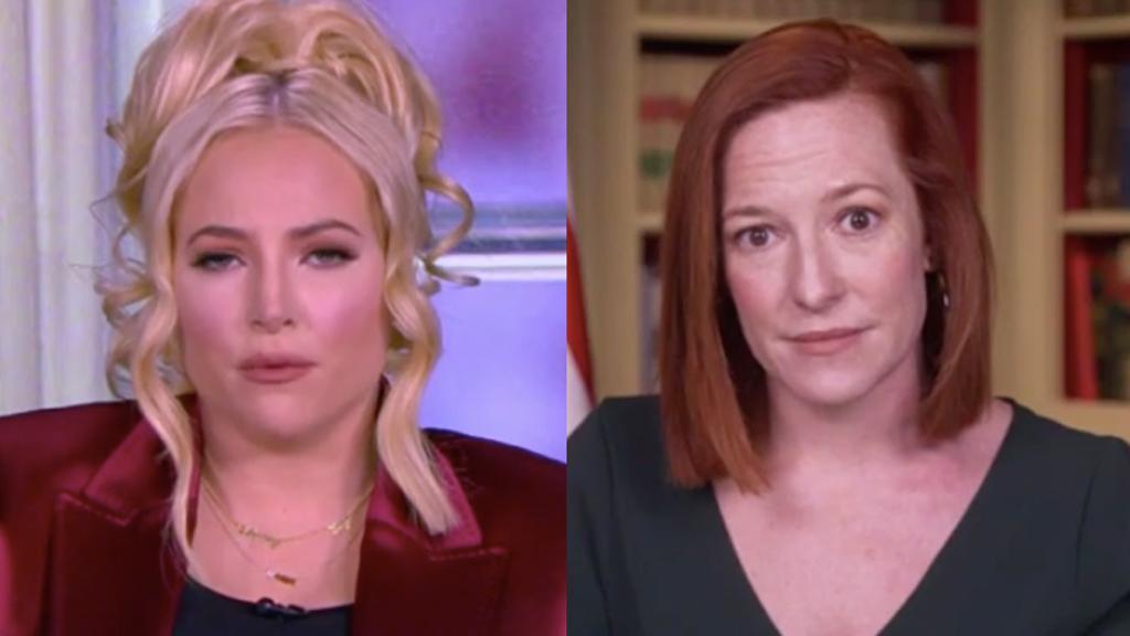 Jen Psaki handles Meghan McCain like a boss in rude interview