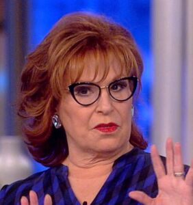 Joy Behar explains why she identifies with gay people