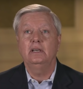 Uh-oh! Lindsey Graham is in trouble… Like, BIG trouble
